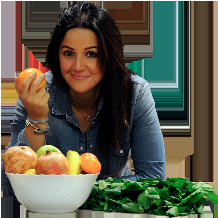 Natàlia Gimferrer- Health Coach, Nutricionista y Dietista