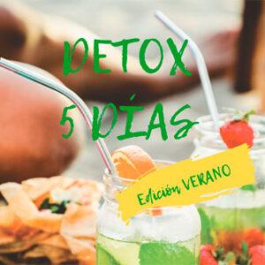 Detox 5 días - Edición verano