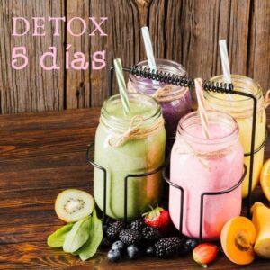 Prodcuto Detox 5 días - Edición otoño 2020